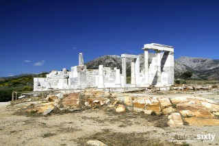 about naxos enosis apartments dimitra temple