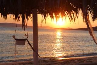 facilities enosis apartments beach sunset