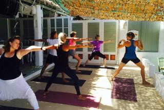 facilities enosis apartments yoga