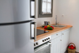 penthouse enosis apartments kitchen