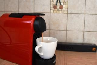 kalypso enosis apartments espresso machine