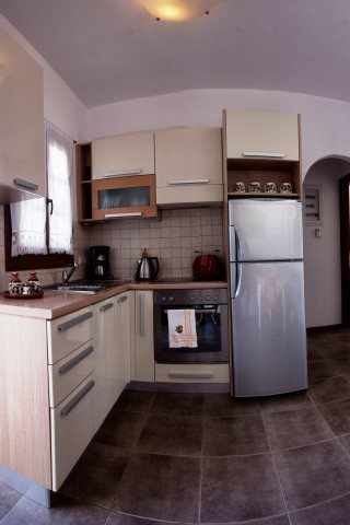 kalypso enosis apartments kitchen