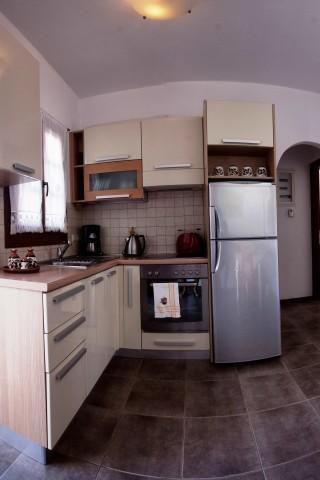kalypso enosis apartments kitchen